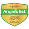 Angies List 2015 Super Service Award